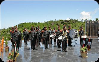 Assam Rifles Pipe Band
