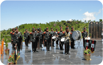 Assam Rifles Pipe Band